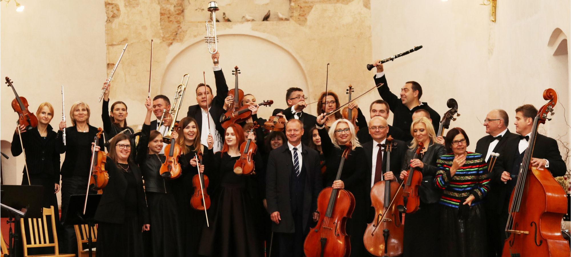 Orkiestra Kameralna Camerata Mazovia